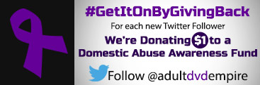 Adult Empire donates to domestic abuse awareness fund.