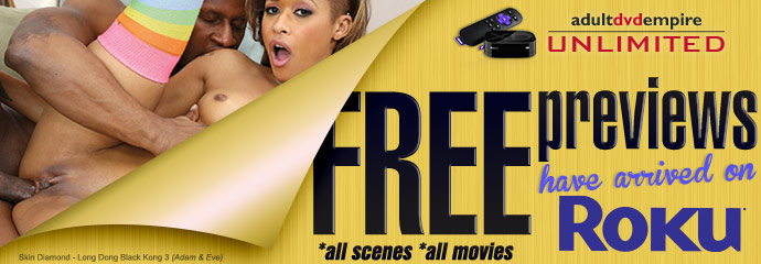 Free porn movie previews now available on Roku.