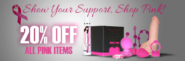 Shop pink sex toys on sale at 20% off.