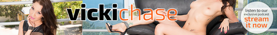 Listen now, Vicki Chase Podcast.