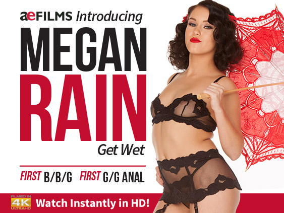 Buy Megan Rain: Get Wet from AE Films.