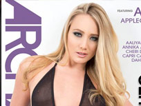 Pornstar A.J. Applegate may just be the ultimate blonde,