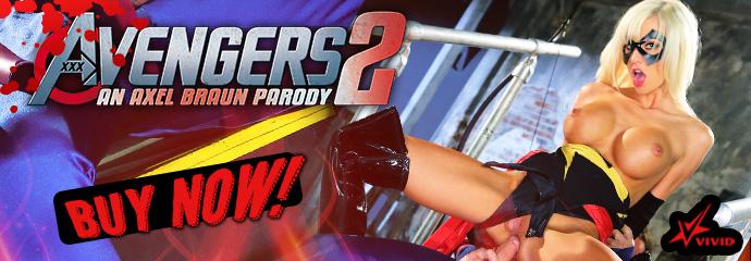 Buy Avengers XXX 2 from Vivid starring Jayden Jaymes.