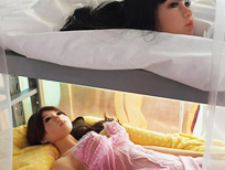 China produces lifelike sex dolls.