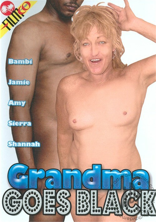 grandma goes black 3